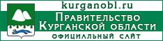 Сайт правительства Курганской области